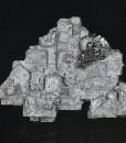 Skeletal Galena, Sphalerite, Chalcopyrite