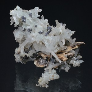Quartz, Calcite, Galena