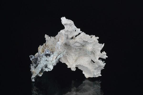 Calcite, Quartz, Sphalerite