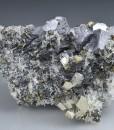 Galena, Pyrite, Quartz, Sphalerite, Chalcopyrite