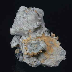 Calcite, Dolomite, Quartz, Galena