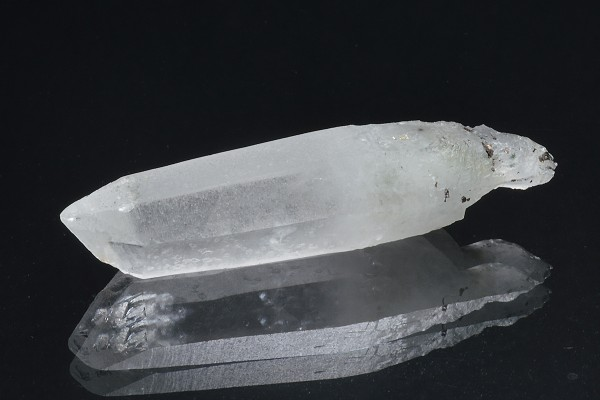 Quartz with inclusions