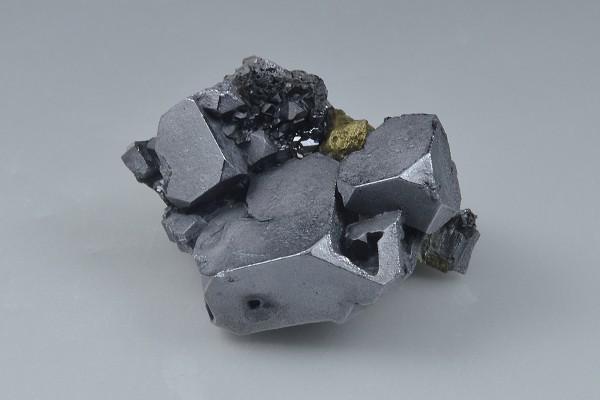 Galena, Sphalerite, Chalcopyrite