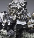 gem Sphalerite var.Cleiophane, truncated Galena, Quartz, Chlorite
