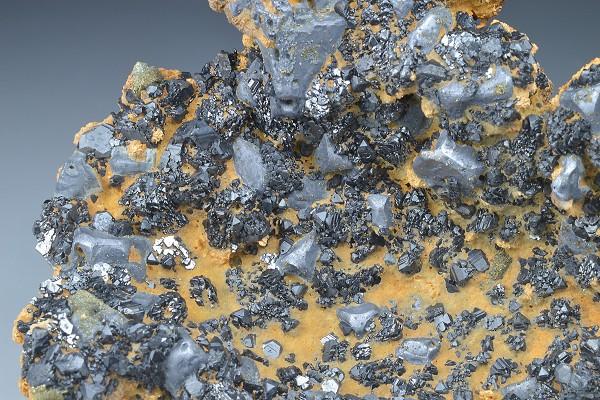 Galena, Sphalerite, Calcite, Chalcopyrite