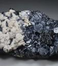 Truncated Galena, Mangano Calcite, Chalcopyrite