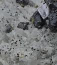 Cleiophane, Galena, Quartz, Chalcopyrite