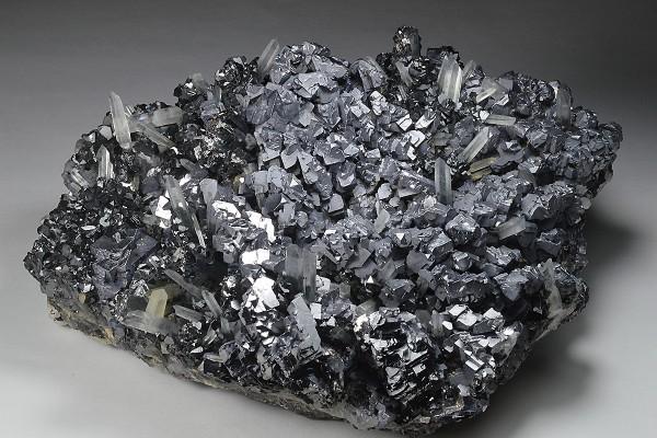 Galena, Sphalerite, Quartz