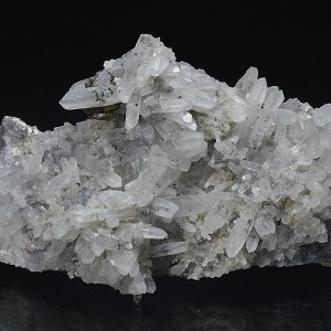 Quartz, Cleiophane, Pyrite