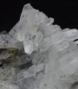 Quartz, Cleiophane, Pyrite