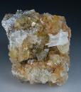 Fluorite, Calcite