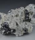 Cleiophane, Quartz, Galena, Chalcopyrite