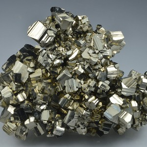 Pyrite - floater