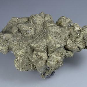 Chalcopyrite, Pyrite, Galena - floater