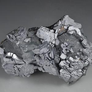 skeletal Galena on gem Sphalerite var.Cleiophane