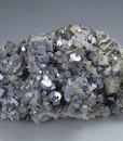 Pyrite, Galena, Quartz, Sphalerite