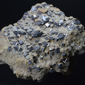 Galena, Calcite, Cleiophane