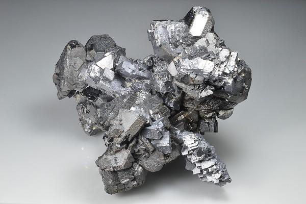 Skeletal Galena, Sphalerite