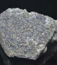 Quartz var.Amethyst, Chalcopyrite