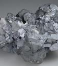 Skeletal Galena, Sphalerite, Calcite