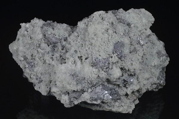 Galena, Cleiophane, Quartz