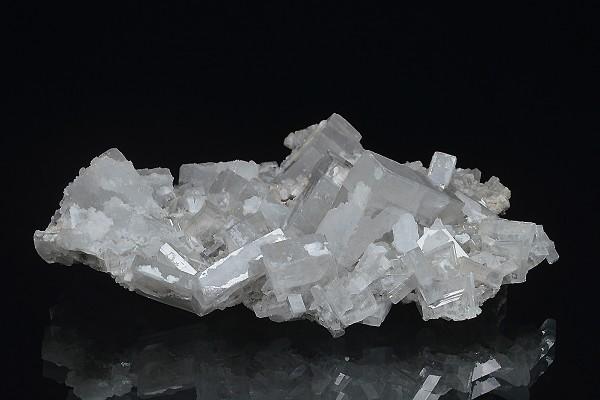 Baryte, Calcite - floater
