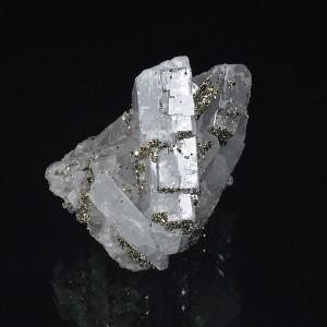 Baryte, Pyrite
